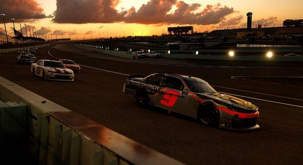 Miami heartbreak again for Noah Gragson in late crash