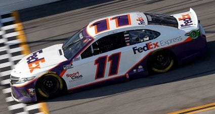 Hamlin, Bowman, LaJoie, Davison to start from the rear at Homestead-Miami Speedway