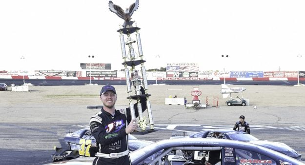 Strategy Pays Off For Christian McGhee For Chilly Willy 150 Win