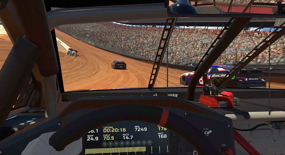 Bristol Dirt Track available on iRacing beginning March 9   NASCAR