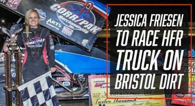 Jessica Friesen