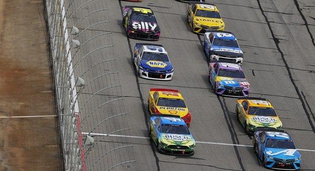 Atlanta NASCAR Cup Series racing