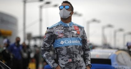 Bubba Wallace honored at UNCF luncheon; four students awarded scholarships