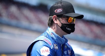 Erik Jones optimistic about promise Richard Petty Motorsports has shown