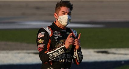 NASCAR officials: No penalty for Noah Gragson after review of Atlanta pit-road incident