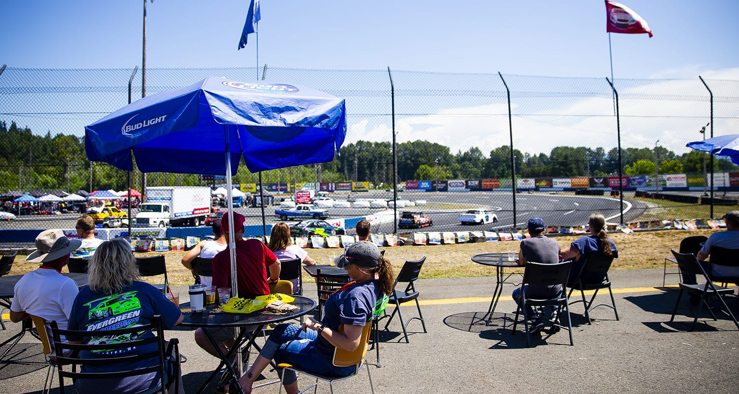 The Summer Showdown 200 on Sunday, June 30, at Evergreen Speedway in Monroe, Wash.