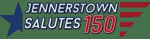 Jennerstownsalutes150logofinal