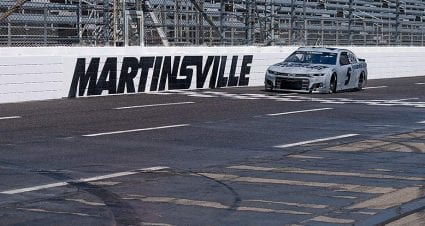 After 'very good first step' at Martinsville test, officials to evaluate rain-tire viability for short tracks