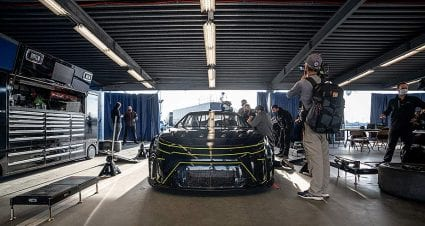 Next Gen car set for two-day tire test at Darlington