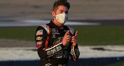 Gragson plans to have conversation with Hemric before Martinsville race