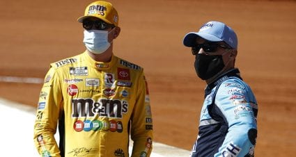 Long betting odds tell the story of struggling pre-season favorites Harvick, Busch