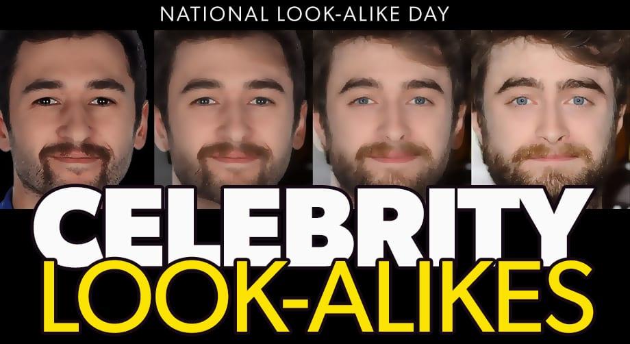 Look alike celebrity my TikTok: How