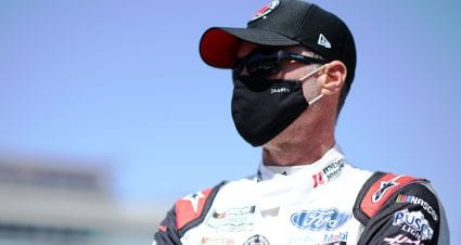 Analysis: Not-so-happy Harvick going through 2021 rough patch