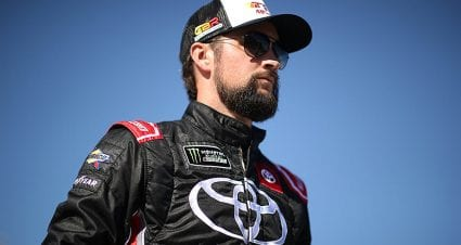 Rookie spotter, veteran voice: Drew Herring finds a fit with Martin Truex Jr.