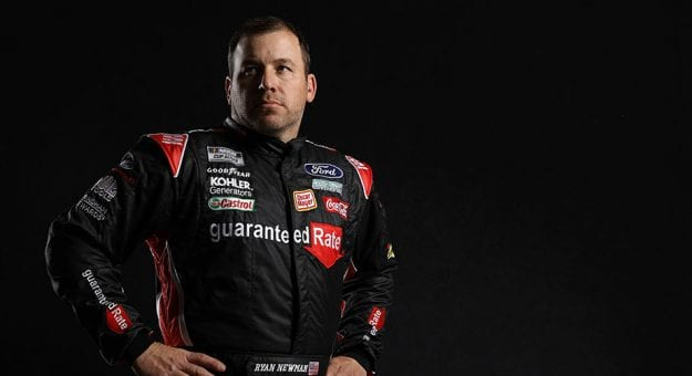 CHARLOTTE, NORTH CAROLINA - JANUARY 19: NASCAR driver Ryan Newman poses for a photo during the 2021 NASCAR Production Days at FOX Sports Studios on January 19, 2021 in Charlotte, North Carolina. (Photo by Jared C. Tilton/Getty Images) | Getty Images