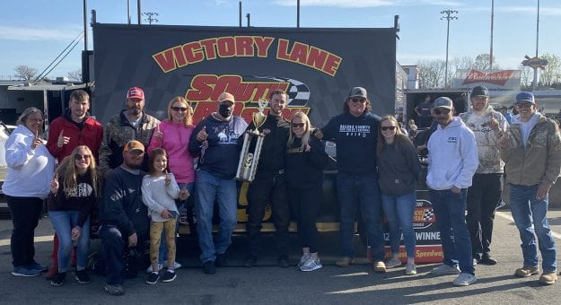 Dawson Motorsports well represented at South Boston Speedway