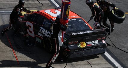 Austin Dillon, No. 3 pit crew hold virtual workout with soldiers at U.S. Army Central Kuwait