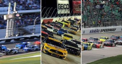 Daytona, Darlington, Kansas announce fully open grandstands for upcoming races