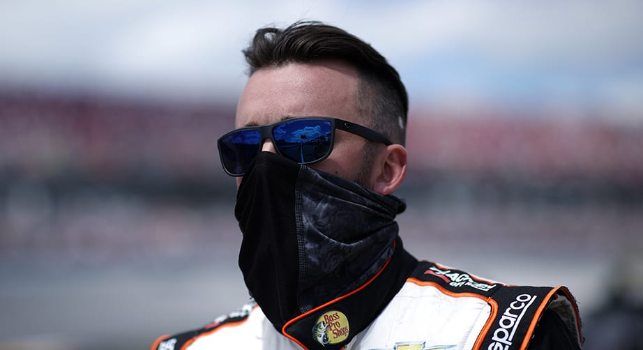 Sunday Salutes: Austin Dillon describes why the military means so much to him