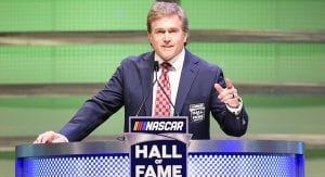 Bobby Labonte NASCAR Hall of Fame