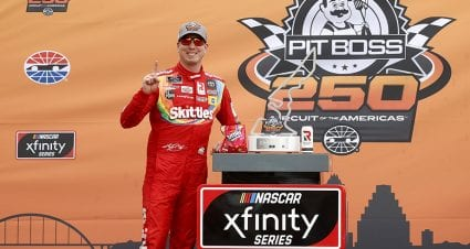 Kyle Busch one step closer to 100 Xfinity Series wins with COTA victory