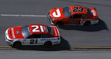 Race for Fan Vote heats up for NASCAR All-Star Race at Texas Motor Speedway
