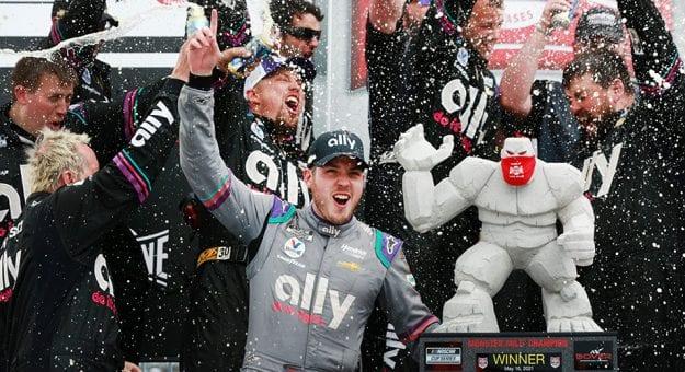 Alex Bowman NASCAR Cup Series