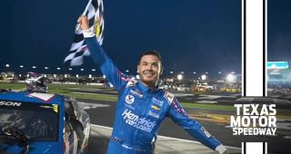 Larson on winning NASCAR's All-Star Race: 'I can't believe it