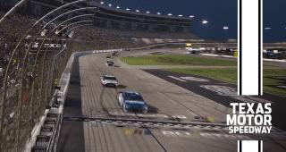 Kyle 'Yung Money' Larson banks $1 million at Texas Motor Speedway