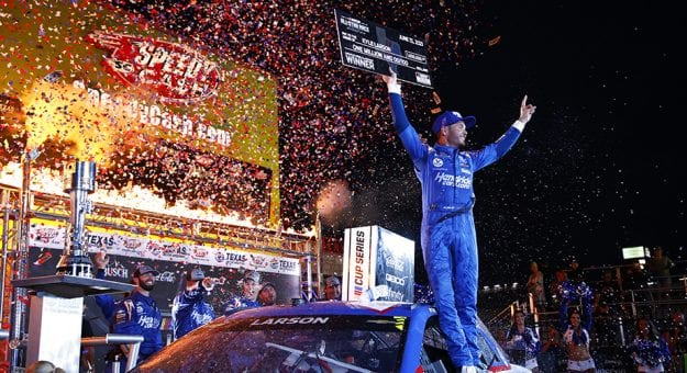 Kyle Larson lands $1 million win in NASCAR All-Star Race at Texas