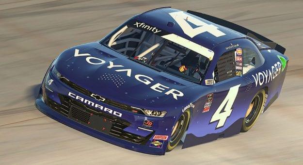 Voyager car
