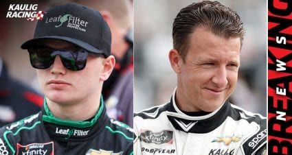 Kaulig Racing set for full-time Cup in 2022; Justin Haley to drive