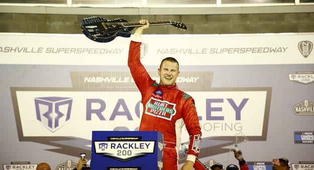 Preece hits the right notes