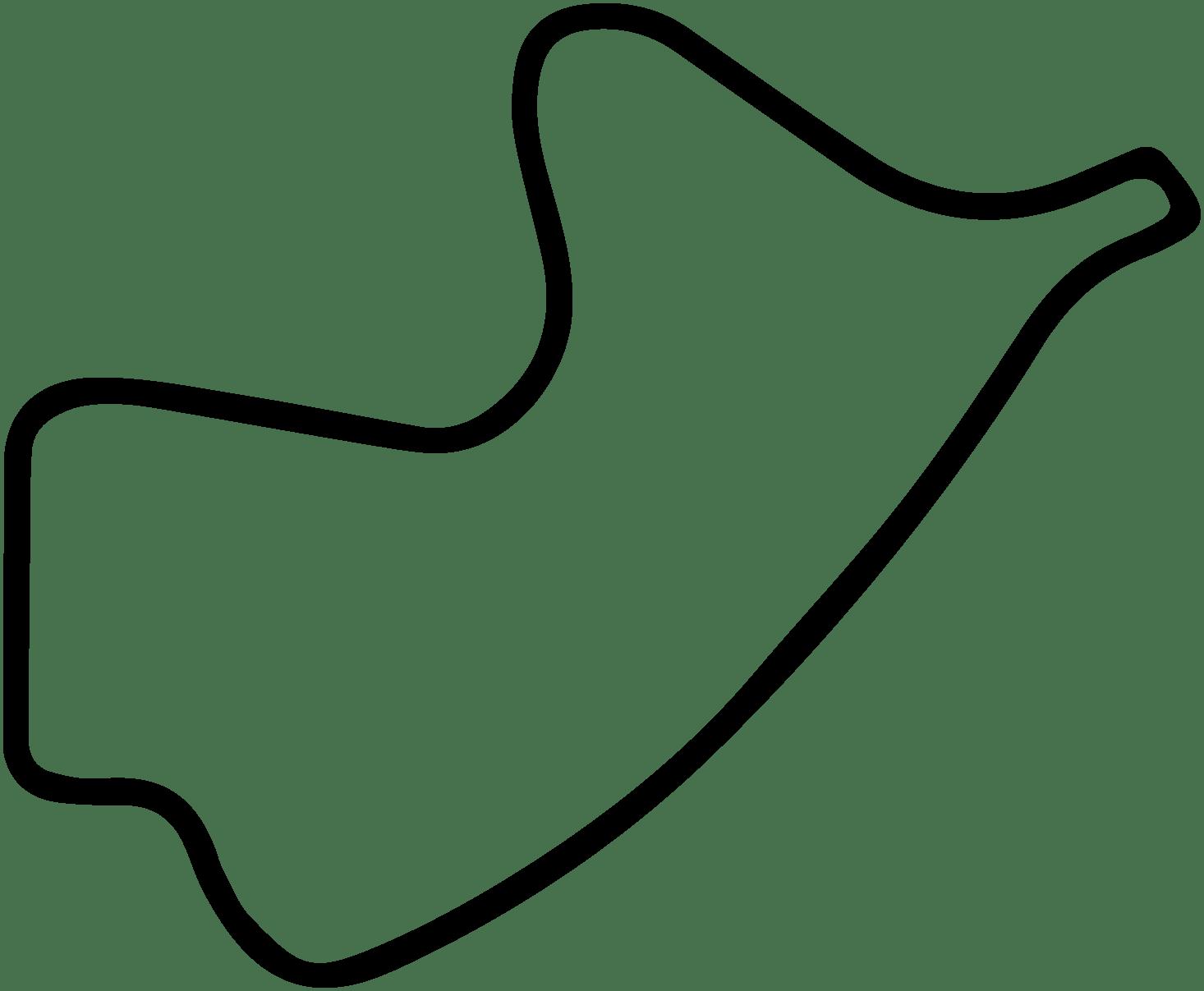 Canadian Tire Motorsport Park Layout