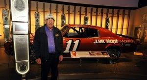 Jack Ingram NASCAR Hall of Fame 2014
