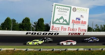 NASCAR betting notebook: Oddsmakers 'got it right' ahead of Pocono