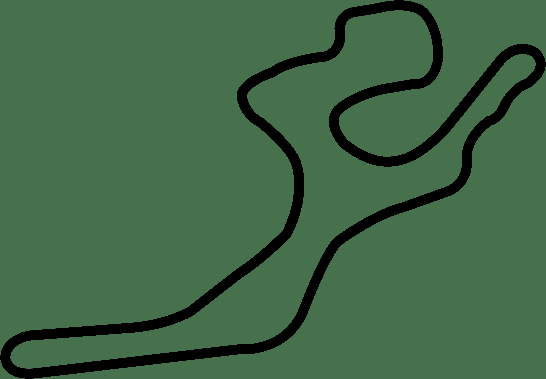 Sonoma Raceway Layout