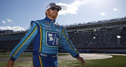 Cup Series starting lineup for second Pocono race