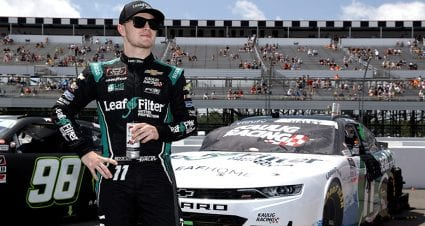 Justin Allgaier to replace Justin Haley in No. 77 for Cup Series race at Pocono