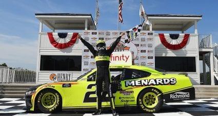 Cindric seeks second straight Xfinity Series win at Road America