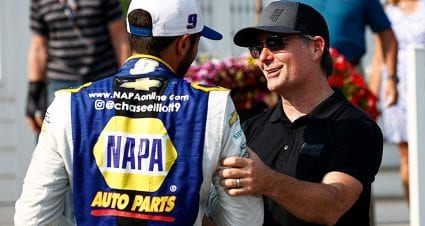 Stats surplus piles up for Hendrick after mixed day at Road America