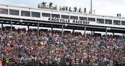 Camping World Truck Series to make debut at Knoxville