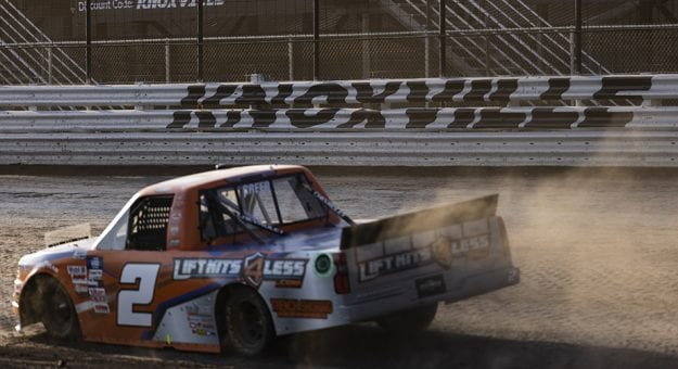 Sheldon Creed Knoxville Camping World Truck Series