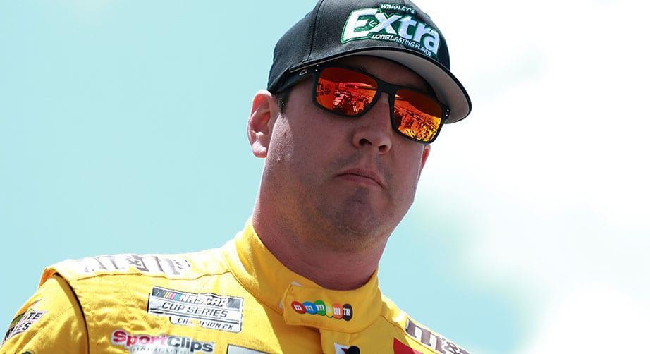 Kyle Busch fined for violations at Darlington Raceway - NASCAR