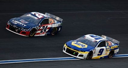 Hendrick on long-term contracts for Byron, Elliott: 'I want to keep the band together'