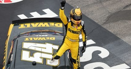 Christopher Bell makes victorious Xfinity return, stays perfect at New Hampshire