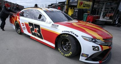 Wallace among five to start at rear for Sunday's Cup race at New Hampshire