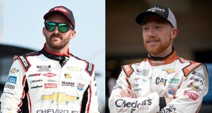 Teammate tango: RCR's Austin Dillon, Tyler Reddick straddle playoff bubble after New Hampshire