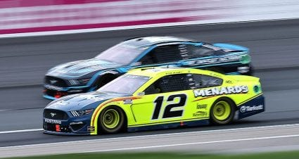 Two Cup Series teams fined for lug-nut violations at New Hampshire