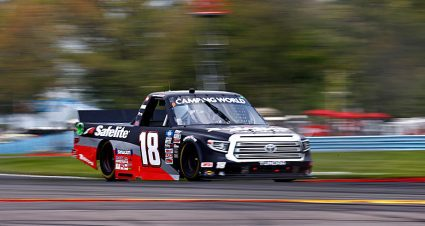 Chandler Smith disqualified after No. 18 KBM entry fails post-race inspection at Watkins Glen